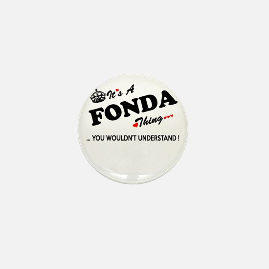 FONDA thing, you wouldn't understand Mini Button