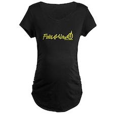 """FabUUlous"" Maternity T-Shirt"