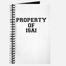 Property of ISAI Journal