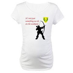 Not Just Archery Shirt