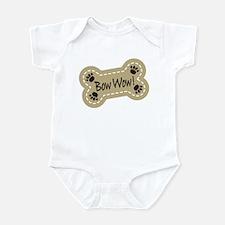 Bow Wow! Infant Bodysuit