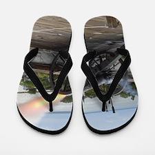 Cannon Fire Flip Flops