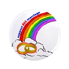"Support Marriage 3.5"" Button"