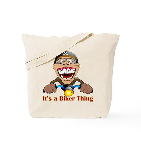 It's a biker thing Tote Bag