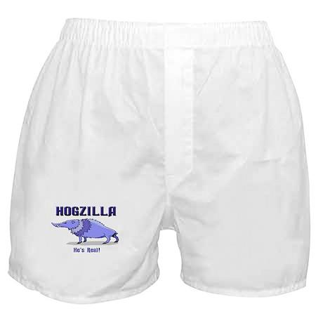 HOGZILLA... He's Real Boxer Shorts
