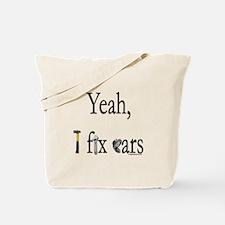 Cute Gearhead Tote Bag