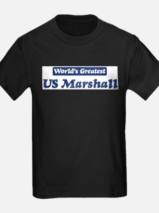 Worlds greatest US Marshall T-Shirt