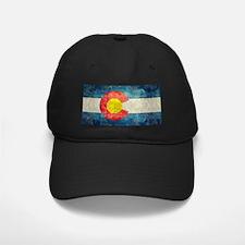 Vintage Colorado Plates Baseball Hat