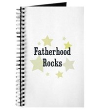 Fatherhood Rocks Journal