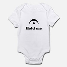 Hold Me (I'm a Fermata) Infant Bodysuit