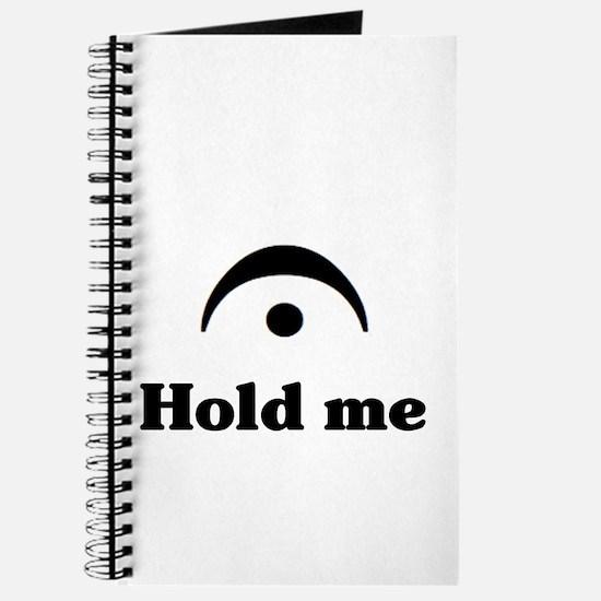 Hold Me (I'm a Fermata) Journal