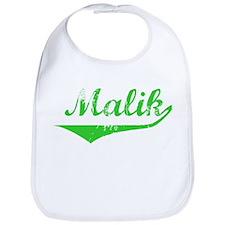 Malik Vintage (Green) Bib