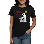 Not just Blacksmithing Women's Dark T-Shirt