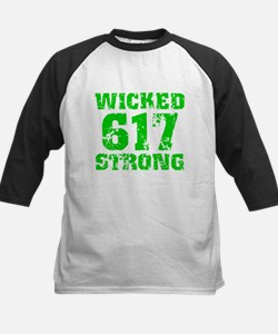 Wicked 617 Strong Baseball Jersey