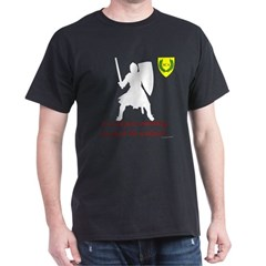 Not Just Heavy Fighting T-Shirt