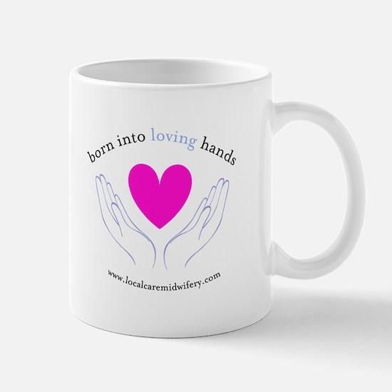 Loving Hands Mugs