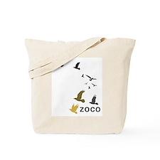 Original, funny and birds zocoTote Bag