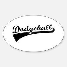 Dodgeball Decal