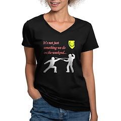Not Just Rapier Fighting Shirt
