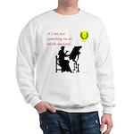 Not Just Scribal Arts Sweatshirt
