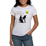 Not Just Scribal Arts Women's T-Shirt