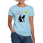 Not Just Scribal Arts Women's Light T-Shirt