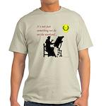 Not Just Scribal Arts Light T-Shirt