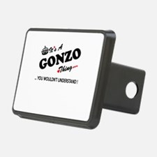 GONZO thing, you wouldn't Hitch Cover
