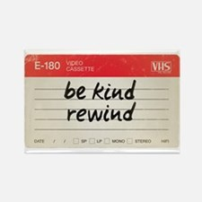 Be kind rewind Magnets