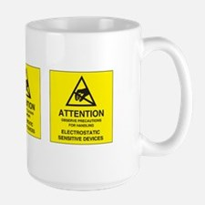 Large Mug - Anti static!