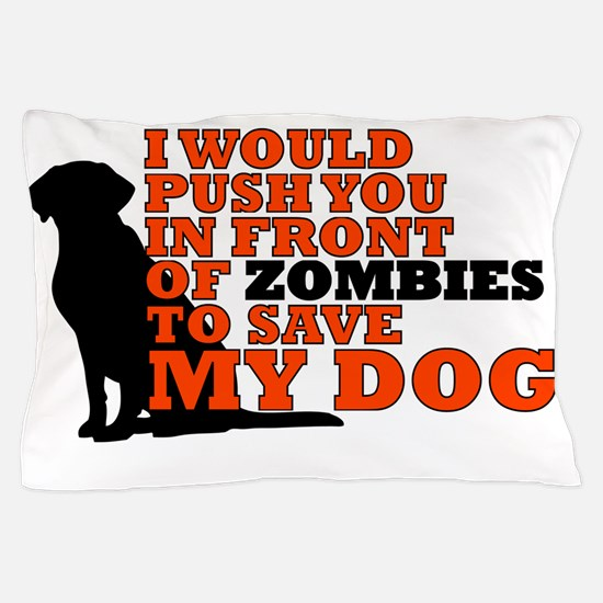 Cute Would Pillow Case