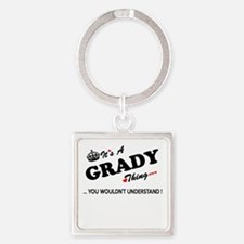 GRADY thing, you wouldn't understand Keychains