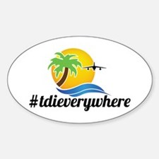 Everywhere Stickers