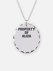 Property of ALIZA Necklace
