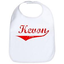 Kevon Vintage (Red) Bib