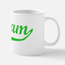 Mariam Vintage (Green) Mug