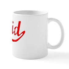 Khalid Vintage (Red) Mug