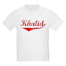 Khalid Vintage (Red) T-Shirt