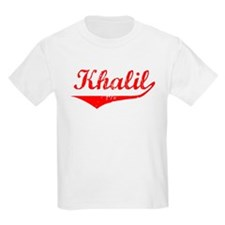 Khalil Vintage (Red) T-Shirt