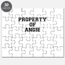 Property of ANGIE Puzzle