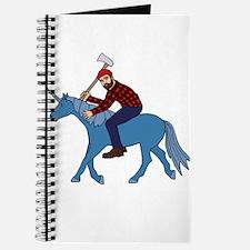 Paul Bunyan Riding Unicorn Journal