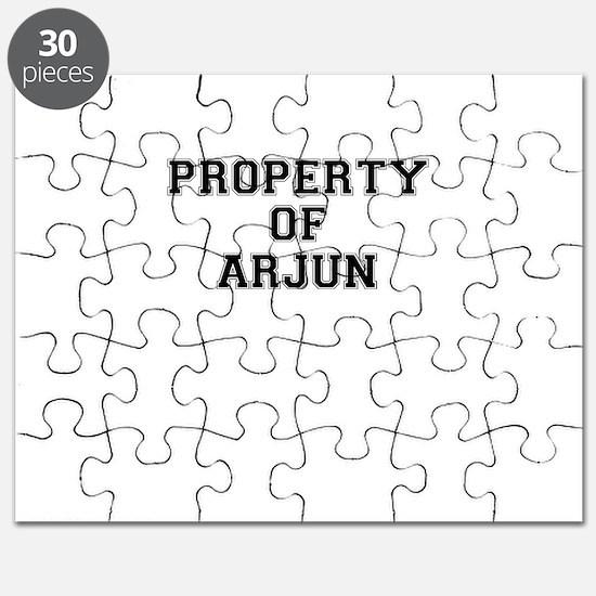 Property of ARJUN Puzzle