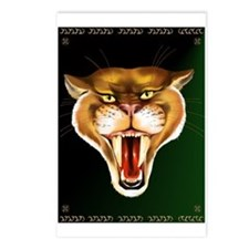 Sabertoothed Tiger Postcards (Package of 8)