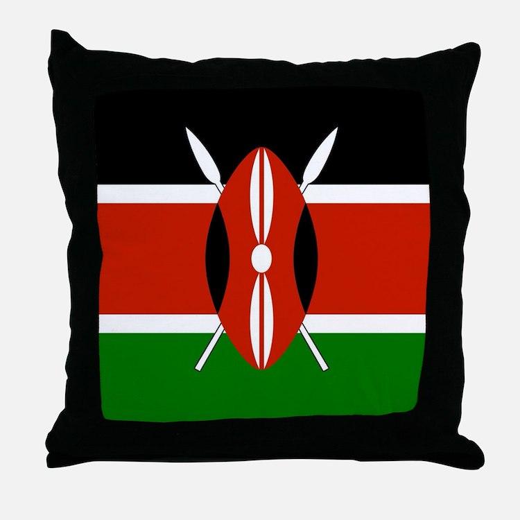 Nairobi Kenya Pillows, Nairobi Kenya Throw Pillows & Decorative Couch Pillows