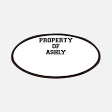 Property of ASHLY Patch