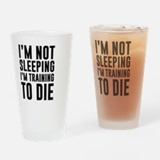 Unique Energy drink Drinking Glass