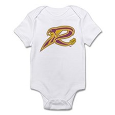 omega rattler Infant Bodysuit