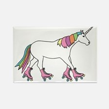 Unique The unicorns Rectangle Magnet