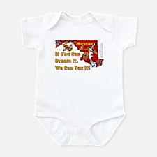 MD-Dream! Infant Bodysuit