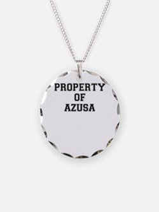 Property of AZUSA Necklace